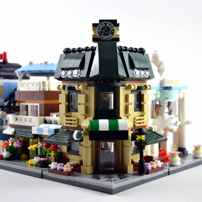 Edificios Pequeños